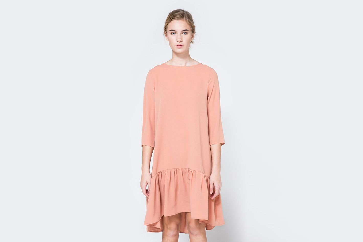 Farrow 'Nora' Dropped Waist Dress