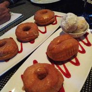 So-called Kronut Krullers at Red the Steakhouse.
