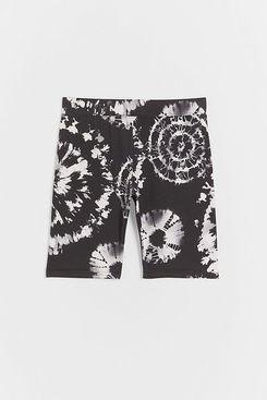 Anthropologie Reese Tie-Dye Bike Shorts