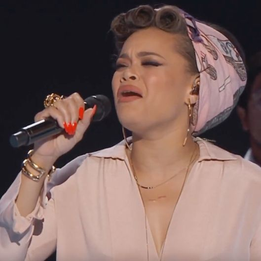 Rise Up Andra Day: Watch Andra Day Perform 'Rise Up' At The DNC -- Vulture