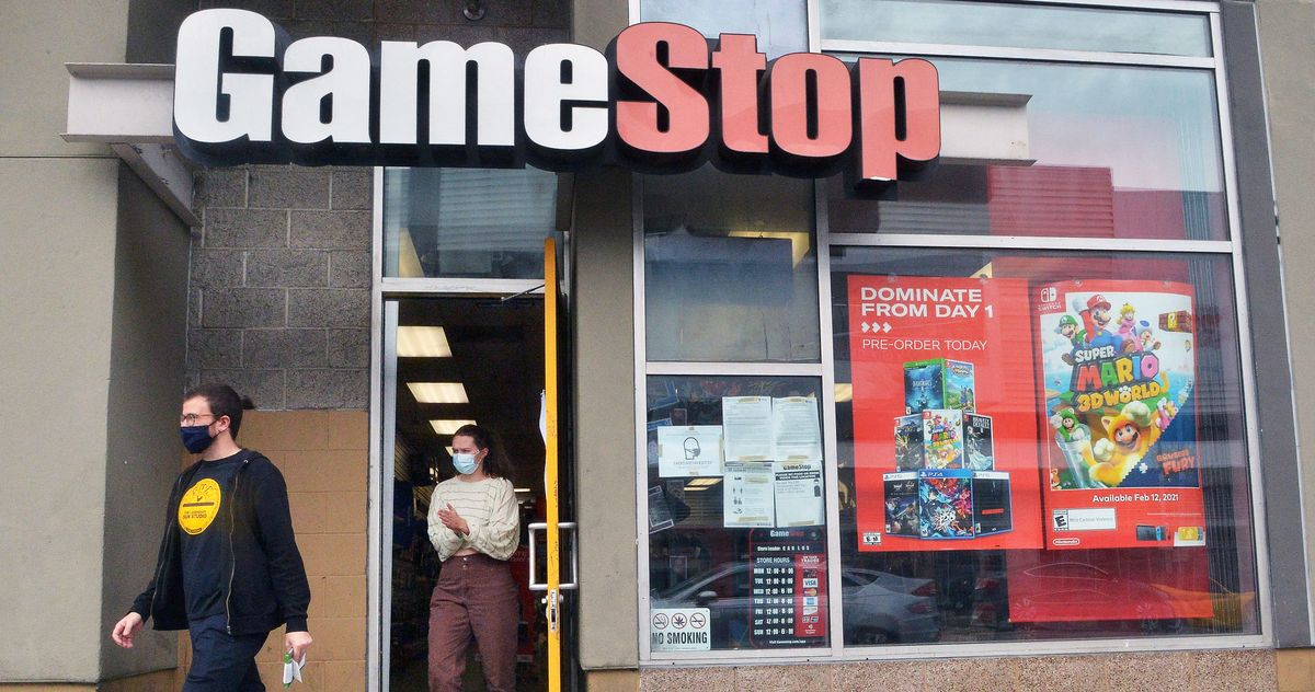 The GameStop Rally Exposed the Perils of 'Meme Populism'