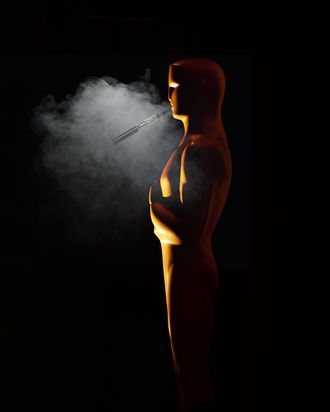 Oscar Man Living His Best #VapeLife
