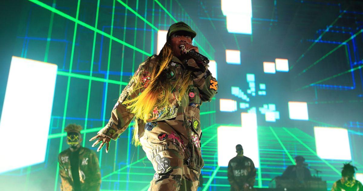 Missy Elliott Dances Away With 2019 MTV Video Vanguard Award