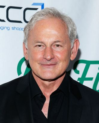NEW YORK, NY - OCTOBER 06: Actor Victor Garber attends the Broadway opening night of