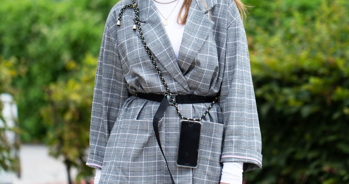Why Does Every Fashionable Person in Berlin Wear Their Phones Around Their Neck?