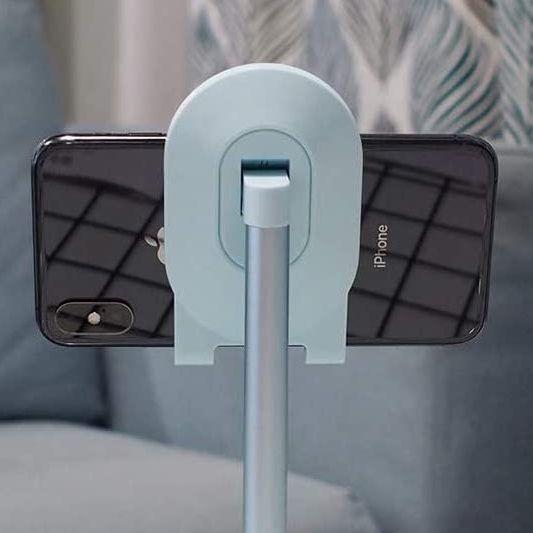 Adjustable Desk Phone Holder Stand