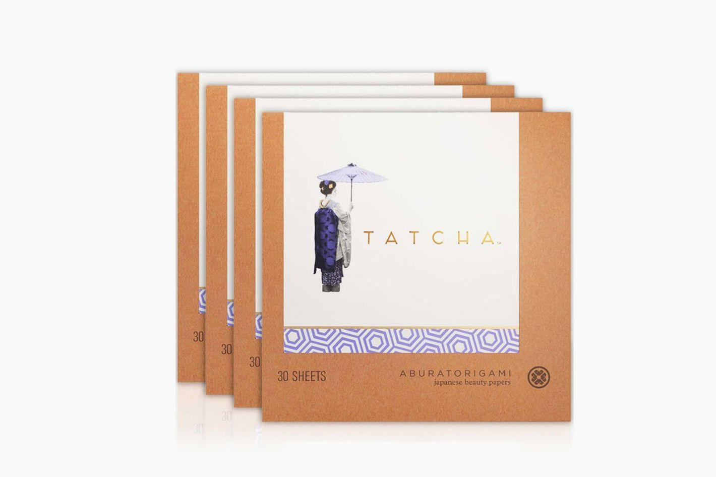 TATCHAAburatorigami Japanese Blotting Papers