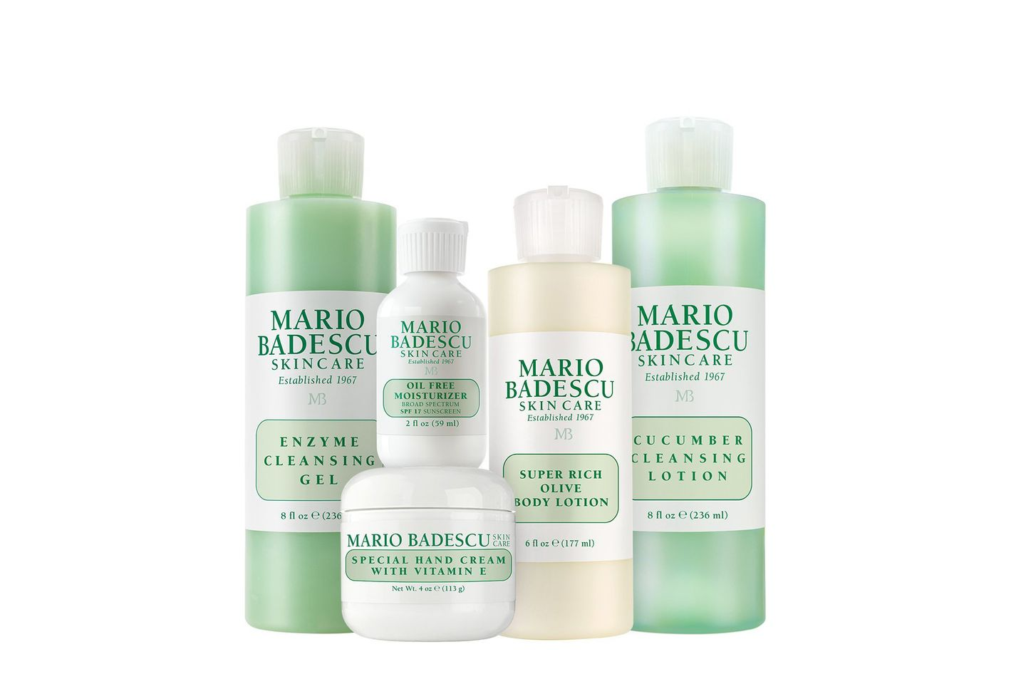 Mario Badescu MB Favorites Set
