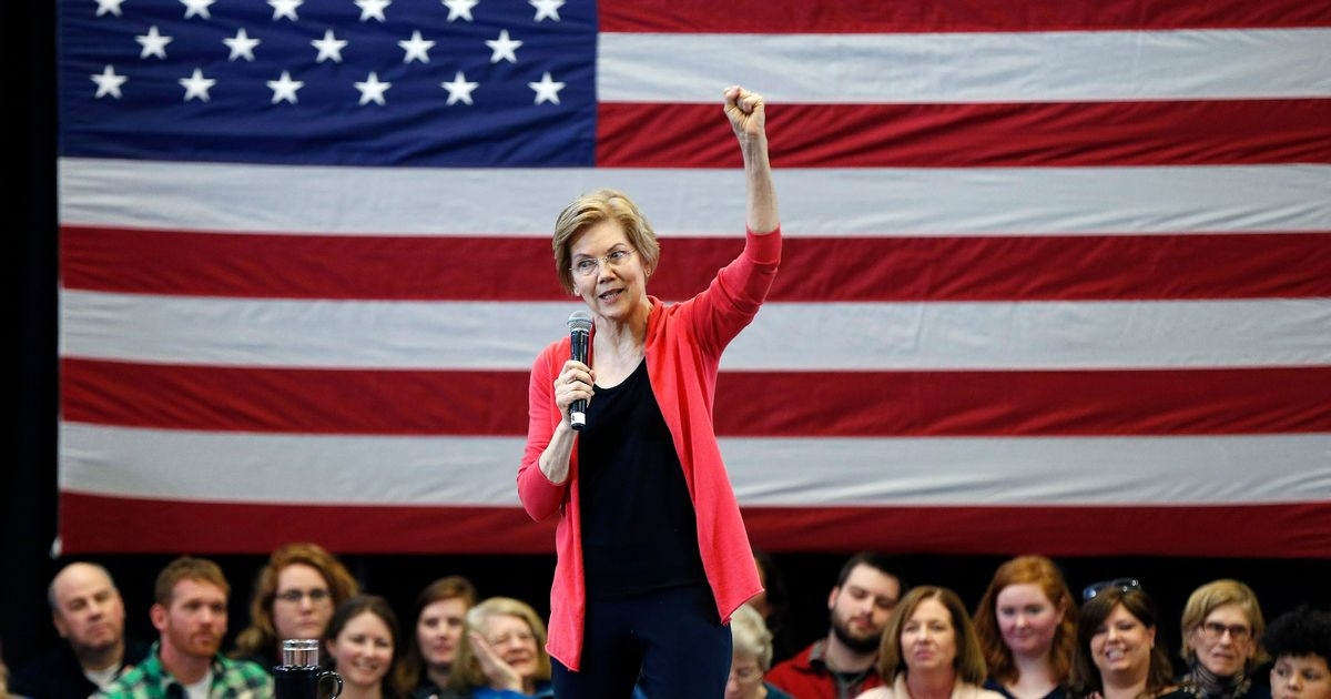 Elizabeth Warren's One-Two Punch for Conquering Washington