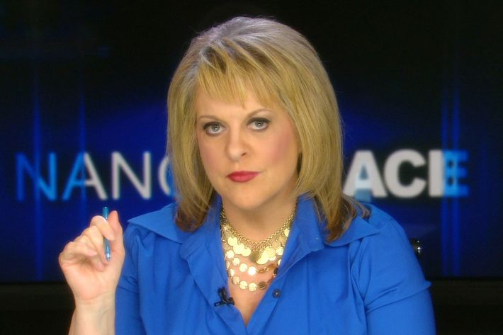 Nancy Grace takes no prisoners.