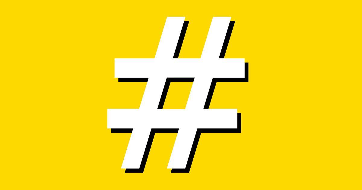 twitter hashtag turns ten today  fans still love using it