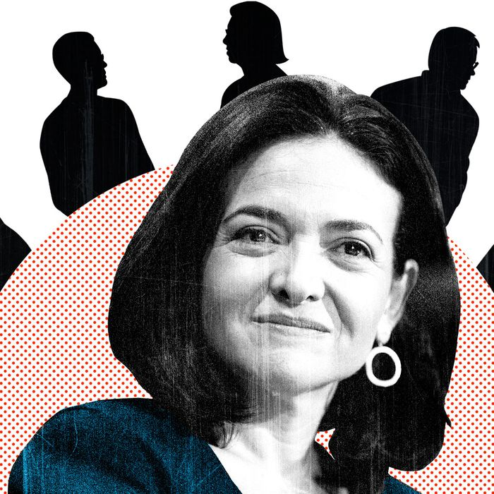 Who Are the Anonymous Sexists in Sheryl Sandberg's New Book?