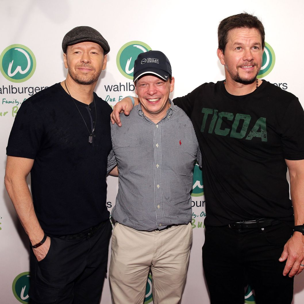 Wahlberg Brothers Just...
