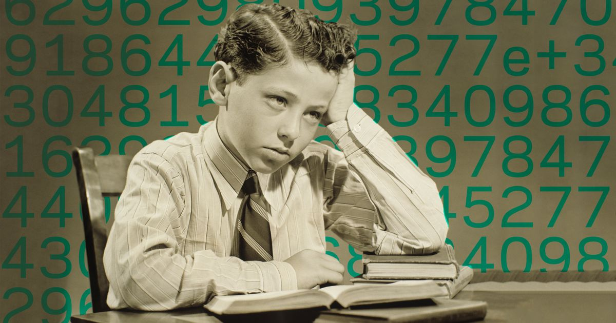 How Parents Give Their Kids Math Anxiety