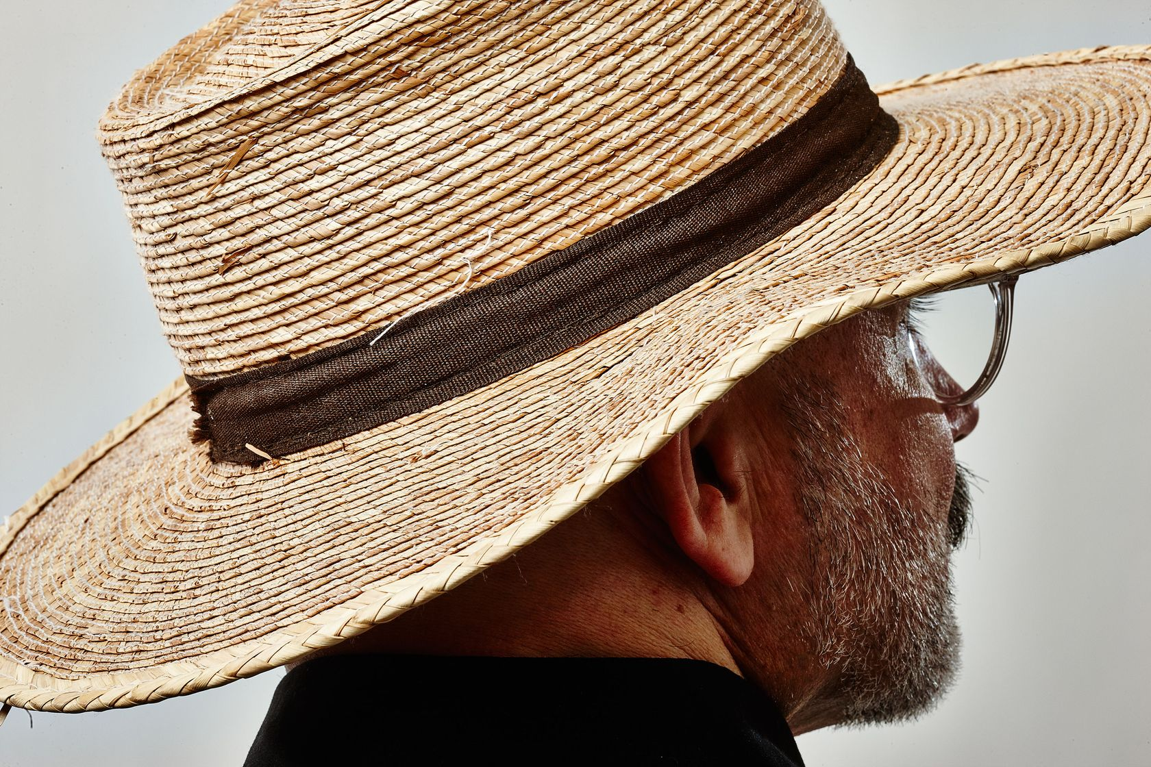 Straw Hats For Men - Parchment N Lead 4774d8fb963b