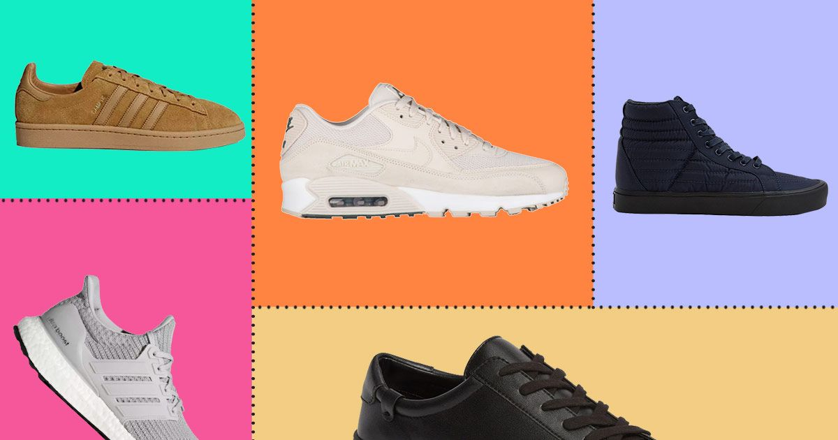 The Best Monochromatic Sneakers for Men 6594bc65f
