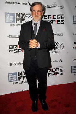 53rd New York Film Festival - Bridge Of Spies - Arrivals
