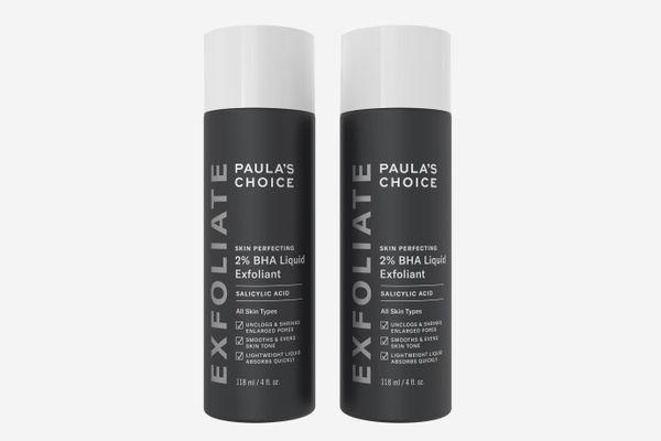 Paula's Choice Skin Perfecting 2% BHA Liquid Exfoliant Full Size Duo