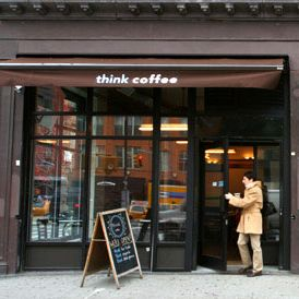 How a Small NYC Coffee Shop Became a Must-See Attraction for Korean Tourists