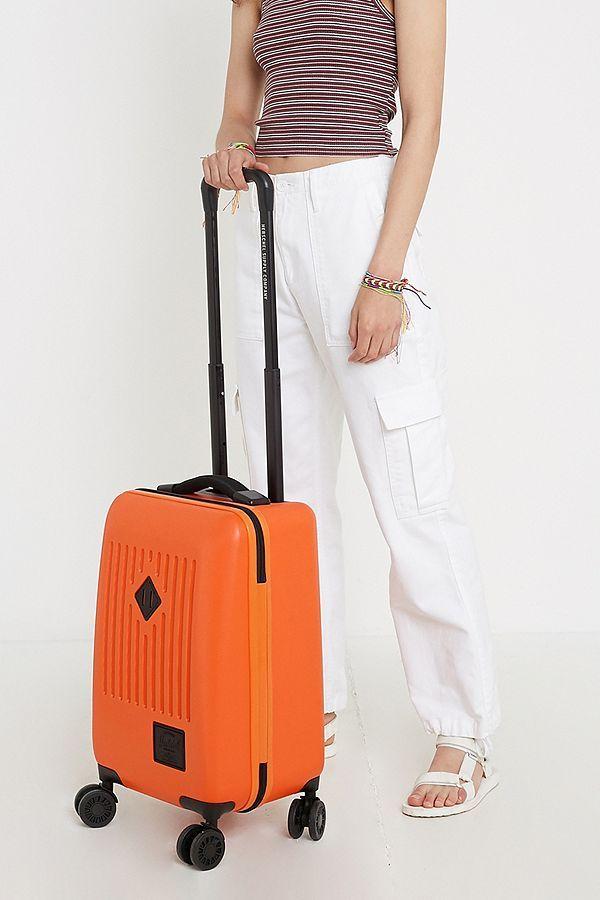 Herschel Supply Co. Trade Orange Carry On Luggage