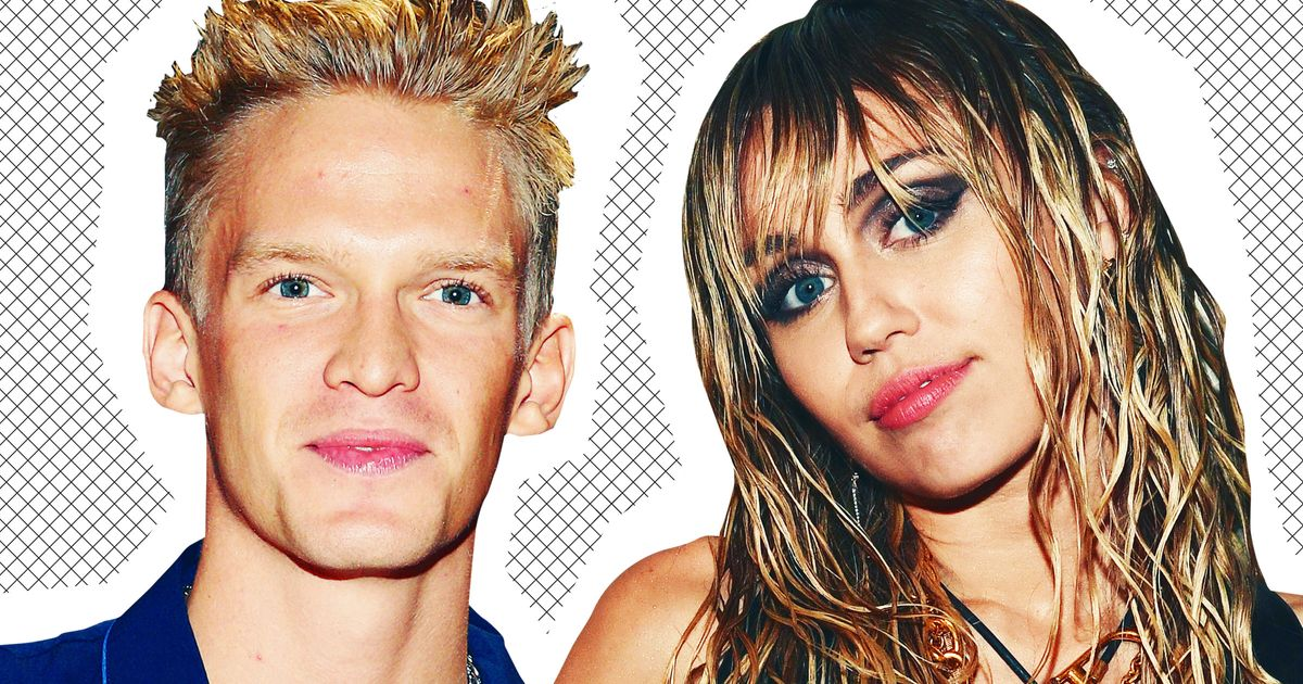 Miley Cyrus Can't Stop Posting About Her New Boyfriend