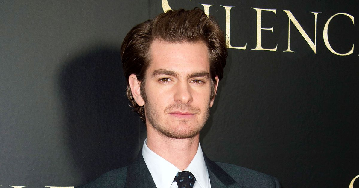 Your New Spiritual Guru Is Andrew Garfield
