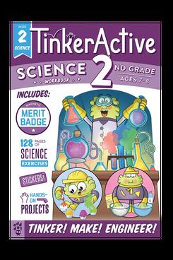 TinkerActive Workbooks: 2nd Grade Science