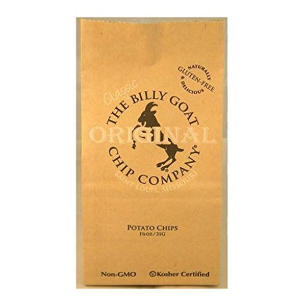 Billy Goat Chip Company Potato Chips
