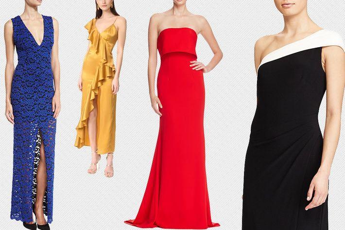 12 best dresses to wear to a black tie wedding under 200. Black Bedroom Furniture Sets. Home Design Ideas