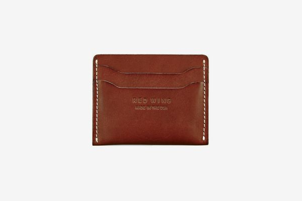 Red Wing Leather Card Case