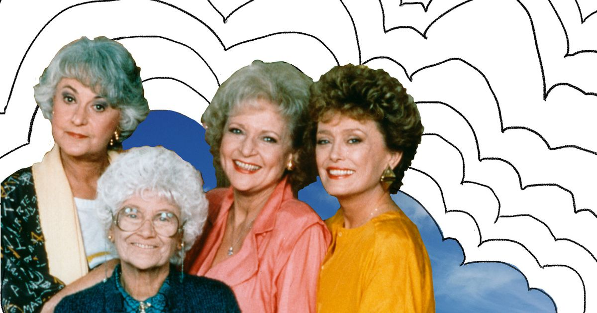 I Think About The Golden Girls Pill Addiction Plotline A Lot