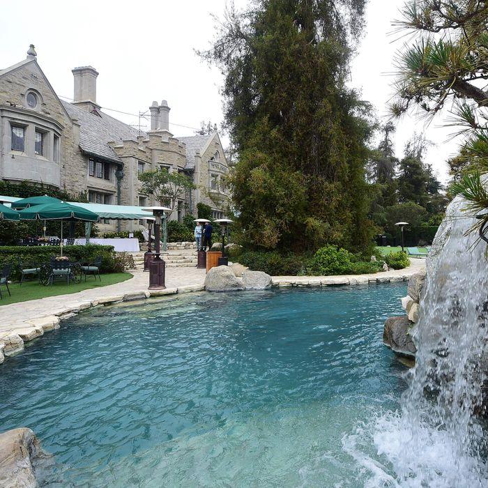 The Playboy Mansion