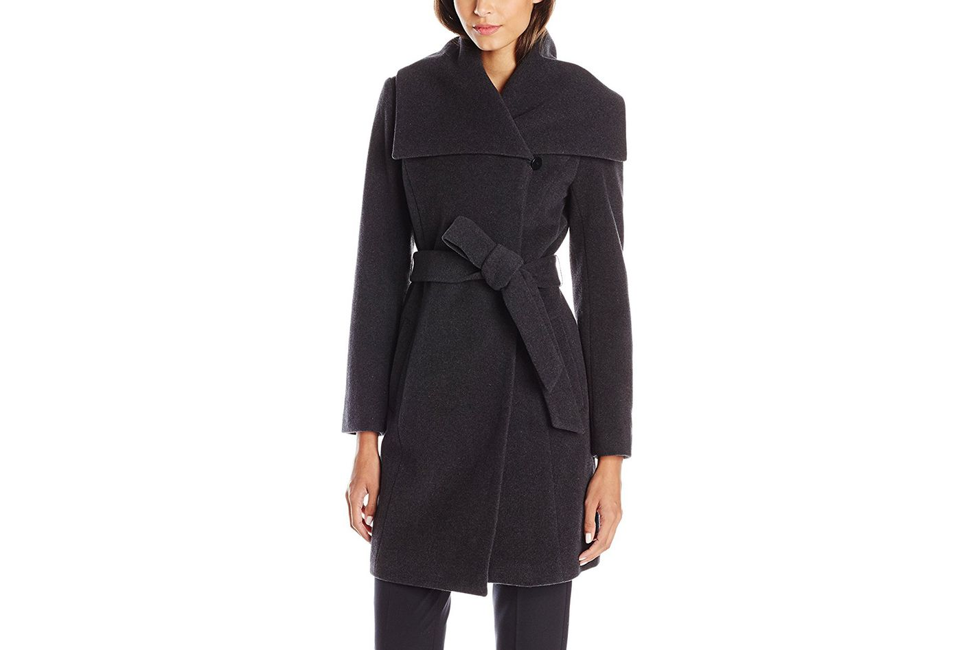 Lark and Ro Wrap Coat