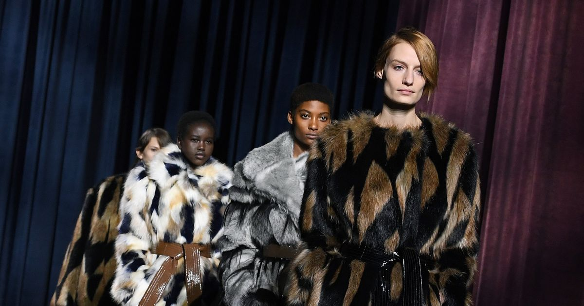 Fur Is Officially Banned in California