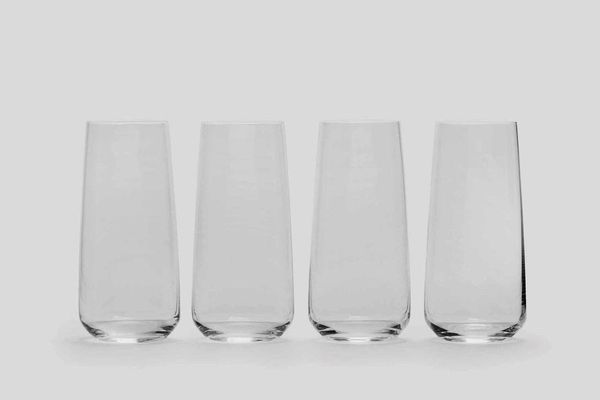 Nude Highball Glass — Set of Four