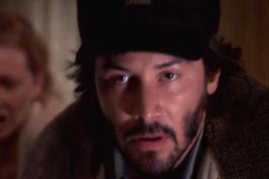 A Guide to Keanu Reeves's Facial Expressions -- Vulture