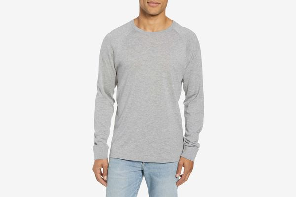 James Perse Jersey Crewneck Sweater