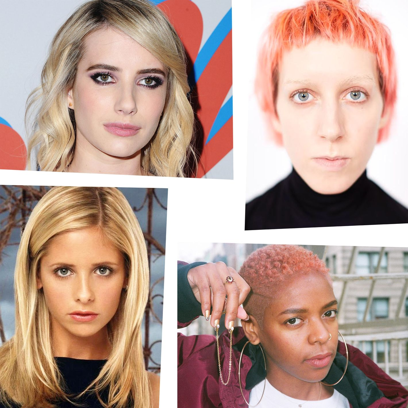 10 Hair Color Trends For Spring 2018