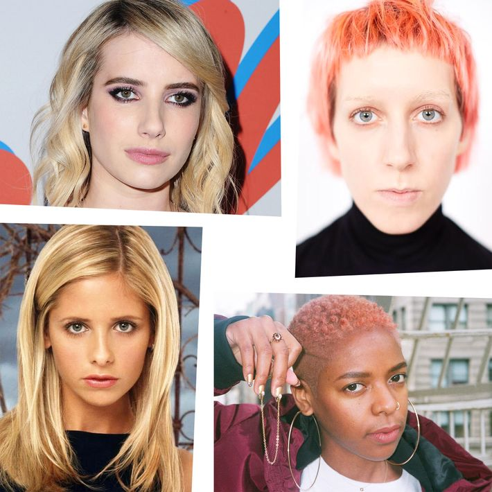 10 Hair-Color Trends for Spring 2018