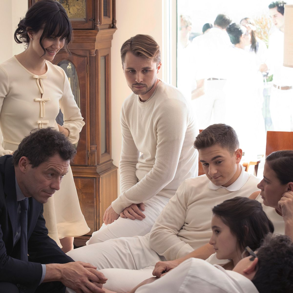 Image result for the affair season 5 noah with kids