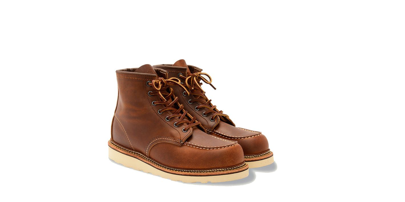 Red Wing Classic Moc Boots