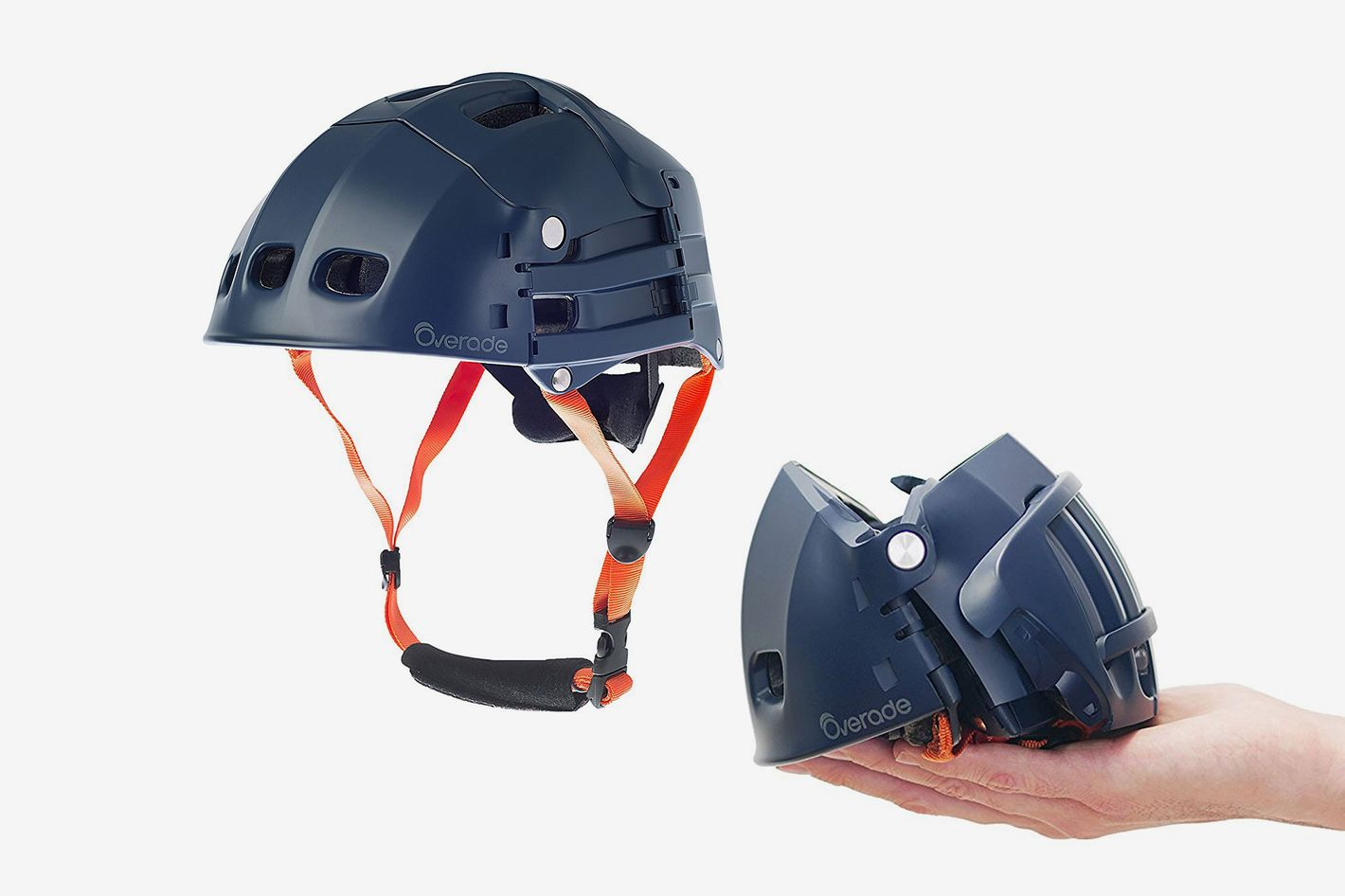 Overade Plixi Fit Foldable Bicycle Helmet