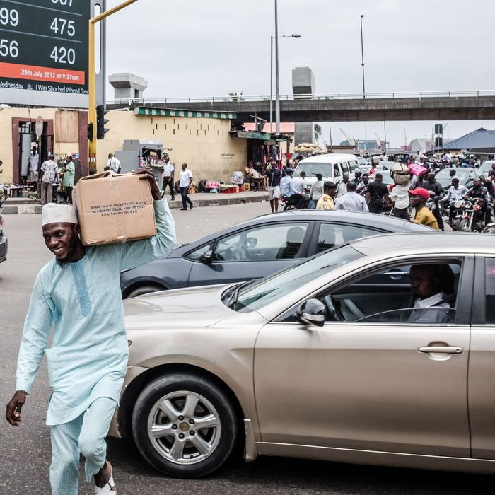 Uber Drivers in Nigeria Using Fake GPS App to Raise Fares