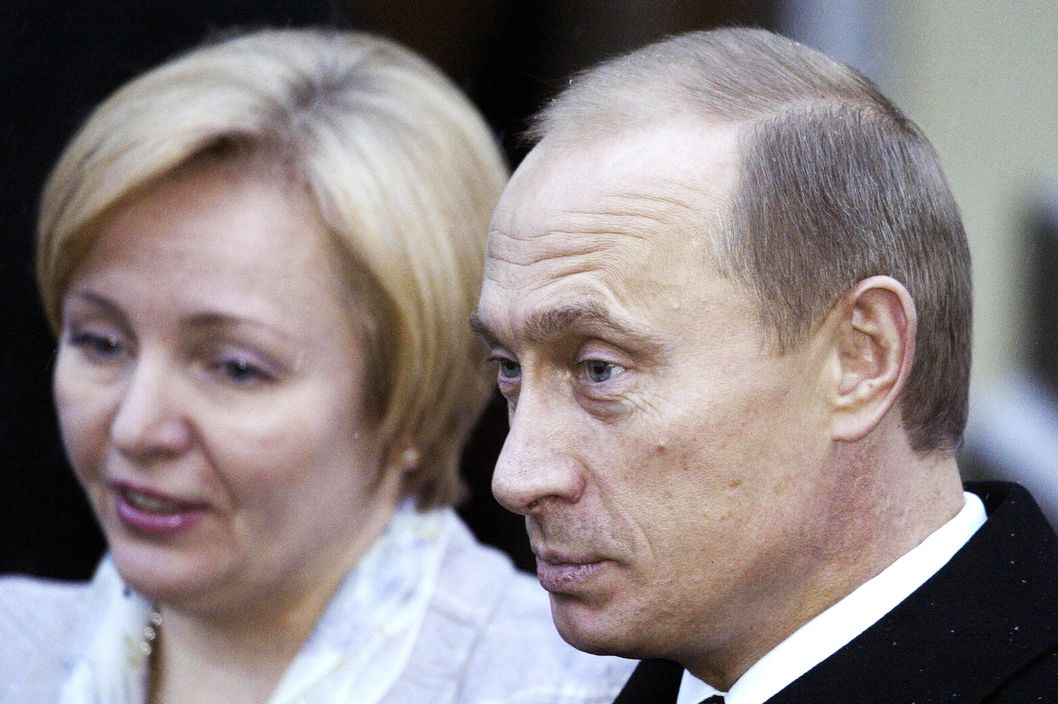 Vladimir Putin Is Getting a Divorce -- NYMag
