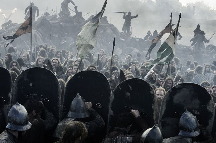 How accurate was game of thrones battle of the bastards - Game of thrones 21 9 ...