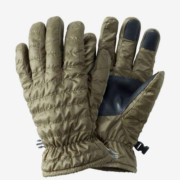 L.L. Bean Men's PrimaLoft Packaway Glove