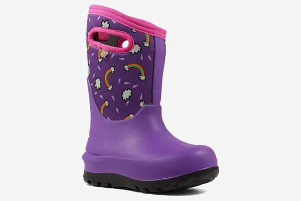 Bogs Neo-Classic Rainbows Insulated Waterproof Boot