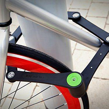 FoldyLock Compact Folding Bike Lock