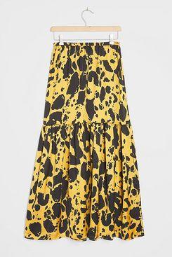 Corey Lynn Calter Kisa Maxi Skirt