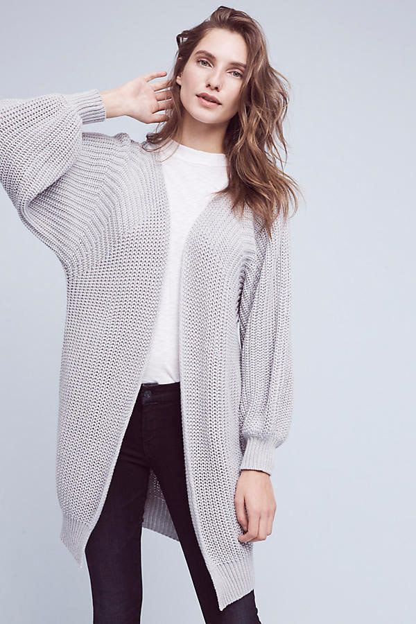 Knitted & Knotted Kya Ribbed Cardigan